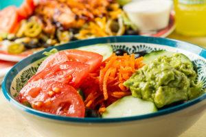 Cactus Cafe Veggies