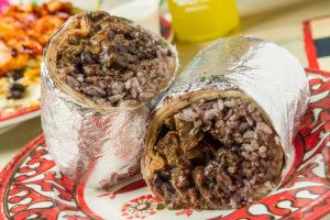 Cactus Cafe Burritos
