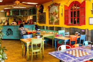 Cactus Cafe Interior